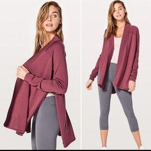 Lululemon cardigan sweaters